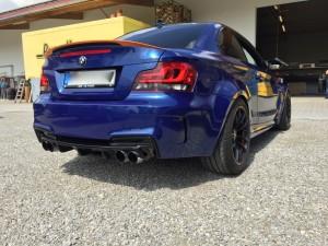BMW 1er-M-coupe vollbeklebung blau metallic vfv-werbetechnik cfc muenchen04