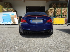 BMW 1er-M-coupe vollbeklebung blau metallic vfv-werbetechnik cfc muenchen05