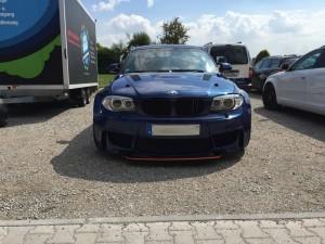 BMW 1er-M-coupe vollbeklebung blau metallic vfv-werbetechnik cfc muenchen13