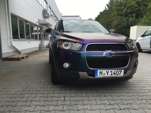 Chevroelt Captiva Vollverklebung Avery ColorFlow cyan purple vfv-werbetechnik - 9