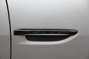 Jaguar XKR S vollbeklebung vfv brushed titanium 14