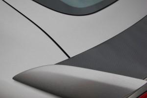 Jaguar XKR S vollbeklebung vfv brushed titanium 20