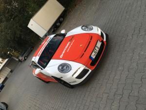 Porsche 997 GT3 Vollbeklebung Design VFV-Werbetechnik - 3