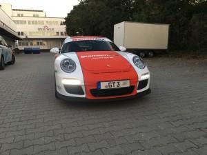 Porsche 997 GT3 Vollbeklebung Design VFV-Werbetechnik - 4