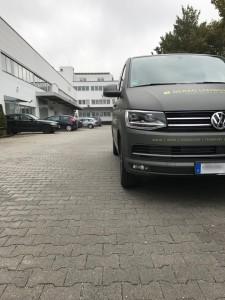 VW T6 Vollverklebung Matt Anthracite Metallic VFV-Werbetechnik - 12