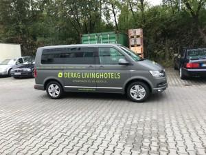 VW T6 Vollverklebung Matt Anthracite Metallic VFV-Werbetechnik - 2