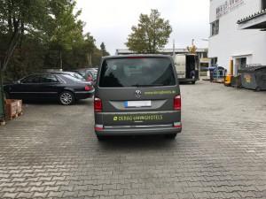 VW T6 Vollverklebung Matt Anthracite Metallic VFV-Werbetechnik - 5
