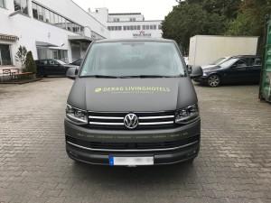VW T6 Vollverklebung Matt Anthracite Metallic VFV-Werbetechnik - 8